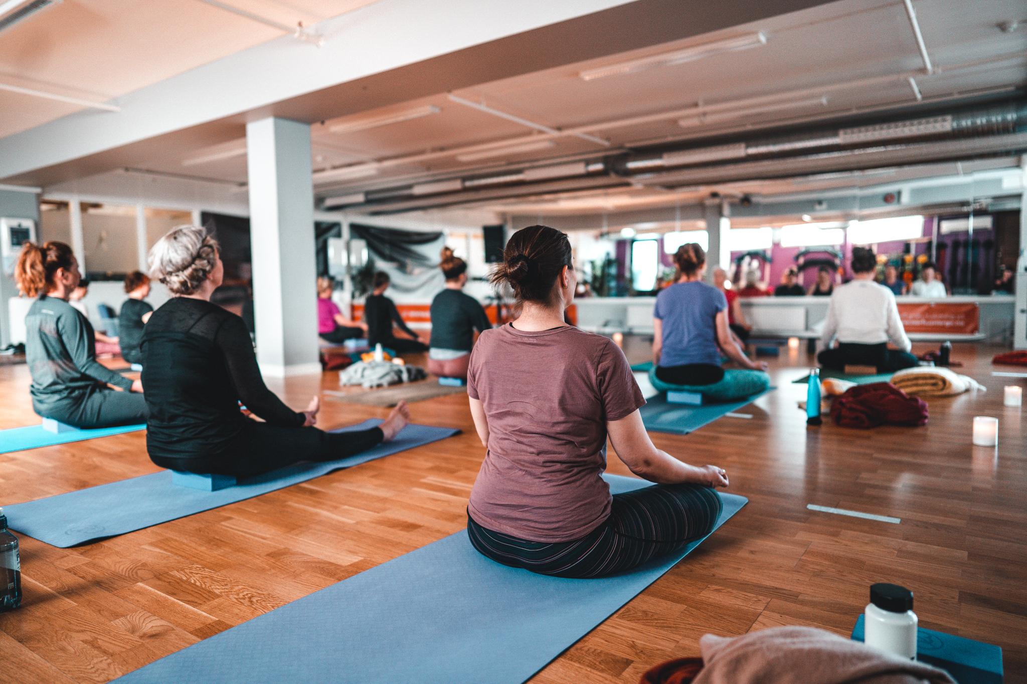 Yoga Sunnfjord