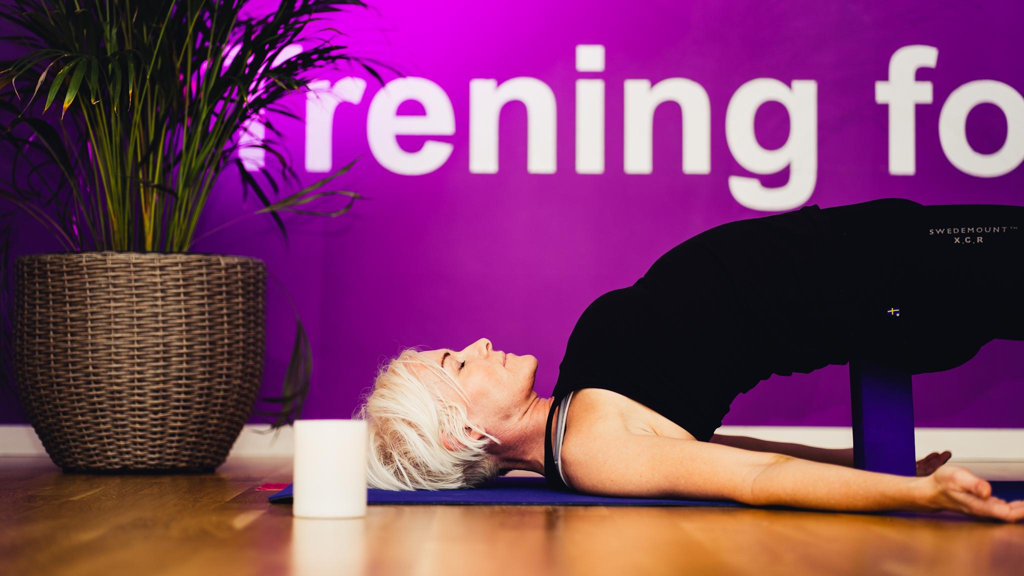 Eli Gro Yin Yoga